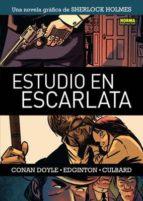 sherlock holmes (vol. 1): estudio en escarlata arthur conan, sir doyle ian edginton i.n.j. culbard 9788467909623