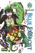blue exorcist 10 9788467912623