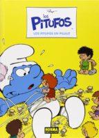los pitufos 32: los pitufos en pilulit-9788467916423