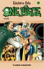 one piece nº 21 eiichiro oda 9788468471723