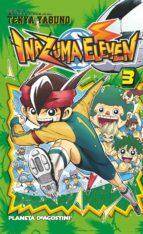 inazuma eleven nº 3 ten ya yabuno 9788468476223