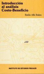 introduccion al analisis coste-beneficio-emilio albi ibañez-9788471967923