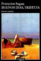 buenos dias tristeza-françoise sagan-9788472238923