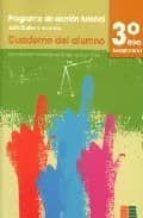 programa accion tutorial 3 eso: cuaderno del alumno 9788472783423