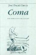 COMA (PREMIO HIPERION 2008)