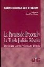 la pretension procesal y la tutela judicial efectiva: hacia una t eoria procesal del derecho-darci guimaraes ribeiro-9788476987223