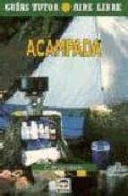 acampada cliff jacobson 9788479023423