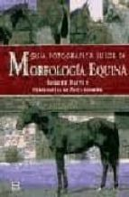 guia fotografica: tutor de morfologia equina-robert oliver-9788479024123