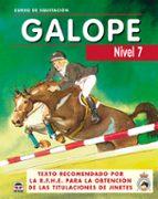 galope: curso de equitacion (nivel 7) 9788479025823