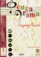 PENTAGRAMA LLENGUATGE MUSICAL Nº 1 GRAU ELEMENTAL (INCLUYE CD)