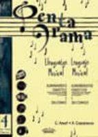 PENTAGRAMA LLENGUATGE MUSICAL= LENGUAJE MUSICAL Nº 4 GRAU-GRADO E LEMENTAL (SOLUCIONARI)