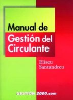 manual de gestion del circulante-eliseu santandreu-9788480886123