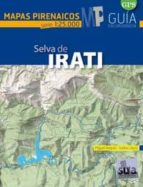 selva de irati-mapas pirenaicos (1:25000)-miguel angulo-9788482165523