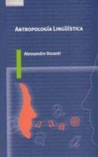 antropologia linguistica-alessandro duranti-9788483230923