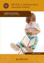 Didáctica de la Educación Infantil
