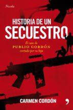historia de un secuestro-carmen cordon-9788484607823