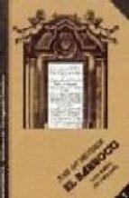 el barroco jose maria valverde 9788485859023