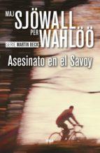 asesinato en el savoy (ebook)-maj sjöwall-per wahloo-9788490067123