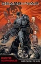 gears of wars 4: secretos inconfesables-joshua ortega-karen traviss-9788490242223