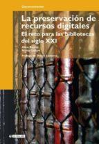 La preservación de recursos digitales (Manuales)
