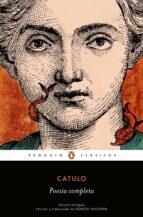 poesia completa cayo valerio catulo 9788491054023