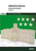 ADMINISTRATIVOS PROMOCION INTERNA COMUNIDAD DE MADRID: TEMARIO