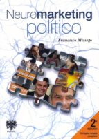 El libro de Neuromarketing politico autor FRANCISCO MISIEGO DOC!