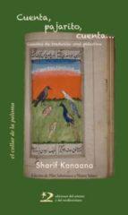 cuenta, pajarito, cuenta-sharif kanaana-9788494129223