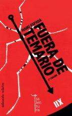 fuera de temario (2ª ed)-manuel espada-9788494176623