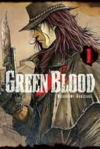 green blood (vol. 1) masasumi kakizaki 9788494406423