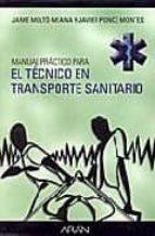 MANUAL PRACTICO PARA EL TECNICO EN TRANSPORTE SANITARIO