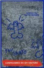 confesiones de un soltero autopoetico-manuel del barrio donaire-9788496508323