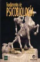 fundamentos de psicobiologia (grado universitario psicologia) agueda del abril alonso 9788496808423