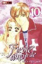 fiebre de amor nº 10-kaho miyasaka-9788496871823