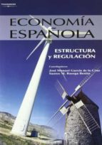 economia española jose manuel garcia de la cruz santos m. ruesga benito 9788497324823