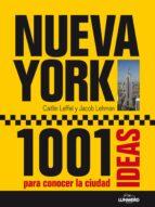 nueva york. 1001 ideas para conocer la ciudad caitlin leffel 9788497858823