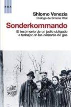 sonderkommando-shlomo venezia-9788498678123