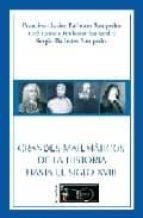 grandes matematicos de la historia hasta el siglo xviii-francisco ballester san pedro-9788498696523