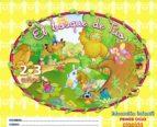 el bosque de túo 2 3 educación infantil 0 2 años 9788498770223