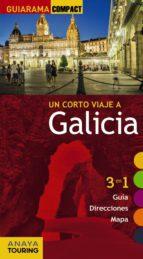 galicia 2015 (guiarama compact) (12ª ed.) anton pombo rodriguez 9788499356723