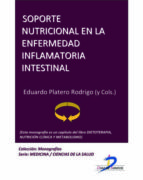 soporte nutricional en la enfermedad inflamatoria intestinal (ebook)-eduardo platero rodrigo-9788499692623