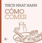 como comer thich nhat hanh 9788499885223