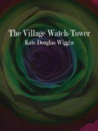 the village watch-tower (ebook)-9788826091723