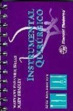 instrumental quirurgico (2ª ed.) maryann papanier wells mary bradley 9789684268623