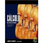 calculo de varias variables: transcendentes tempranas (6ª ed.)-james stewart-9789706866523