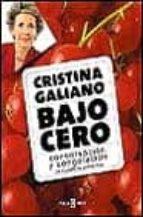 CRISTINA GALIANO BAJO CERO