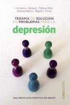 Terapia de solución de problemas para la depresión (Alianza Ensayo)