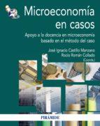 MICROECONOMÍA EN CASOS (EBOOK)