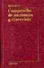 COMPENDIO DE ANATOMIA Y DISECCION