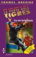 La nit dels ninja (Equipo tigre)